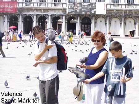 A Szent Márk tér